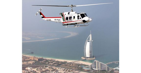 Dubai Helicopter Tour