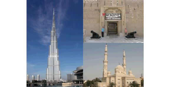 6 Emirates Tour in a Day