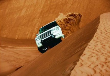 Evening Safari Dune Bashing
