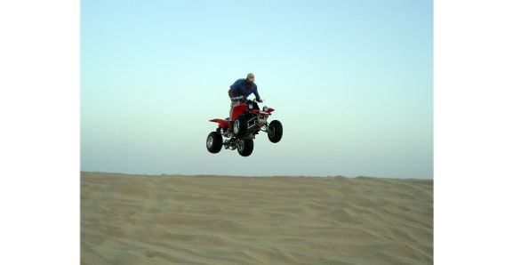 Quad Bike Rental Dubai