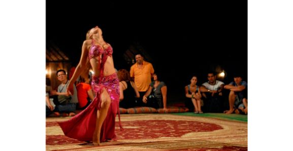 Evening Desert Safari Belly Dance